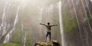 Open trip tumpak sewu waterfall