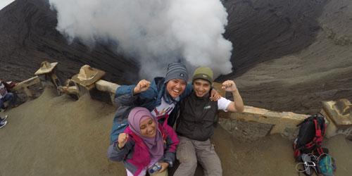 Kawah Bromo Harga tiket Wisata Gunung Bromo