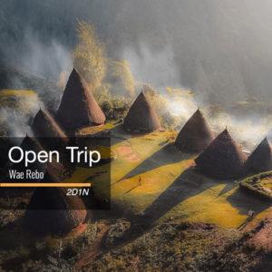 Open trip Desa Waerebo 2d1n