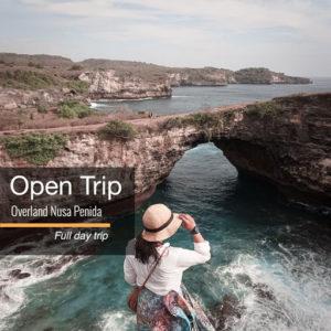 open trip nusa penida full day trip