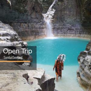 Open trip Overland Sumba 4 hari 3 malam
