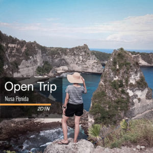 Open trip nusa penida 2d1n