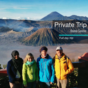 Private trip Bromo Midnight Sunrise