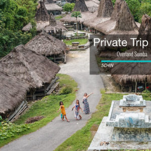 private trip overland sumba 5d4n